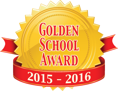 Golden School Award 2015-2016