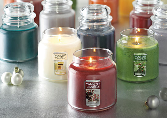 Yankee Candle Findraiser