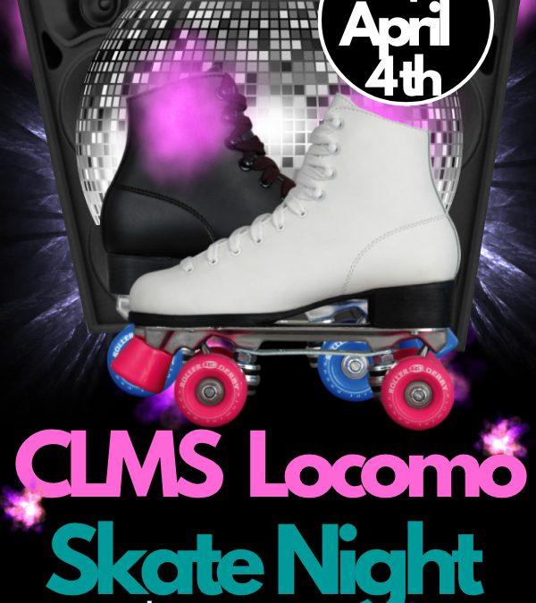 Locomo Skate Night